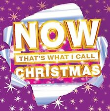 Now Thats What I Call Christmas 3cd Compilation 2013