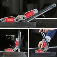 20°-200° Magnet Welding Locator Magnetic Holder Weld Fixture Corner Clamp Tool T