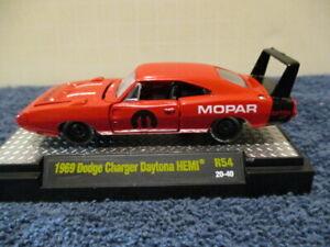 CASTLINE M2 2020 R54, MOPAR, 1969 DODGE CHARGER DAYTONA HEMI. #20-40