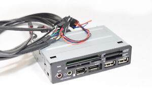 SUPERMICRO MCP-450-73101-0B All-In-One card reader (for SC732D only)