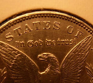 United States Morgan Dollar 1889  XF nice details VAM VARIETY ON LETTERS US 108