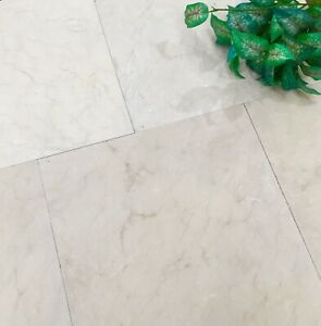 JOB LOT 5m2 Cream Beige Honed Marfil Marble Tiles 600x400x18mm