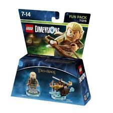 Lego dimensiones Fun embalar Señor de los anillos Legolas flecha lanzador 71219
