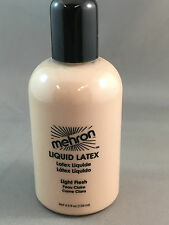 Liquid Latex Clear Mehron Stage Makeup 133ml Special Effects Skin Textures