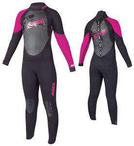 Jobe Progress Fh Rebel 3.0/2.5 Pink Child Wet Suit Swimsuit Surfing Wet Suit j15