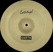 """Constantinopol EARTH CHINA 12"""" - B20 Bronze - Handmade Turkish Cymbals"""