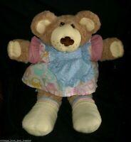 "20"" VINTAGE 1984 FURSKINS XAIVER ROBERTS TEDDY BEAR STUFFED ANIMAL PLUSH TOY BIG"
