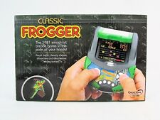 Classic Frogger Excalibur Electronics 4011-M-SRS Electronic Handheld Travel Game