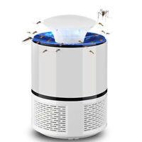 2pcs LED lampe electrique de tueur d'insectes zapper comme un piege de contro 4P