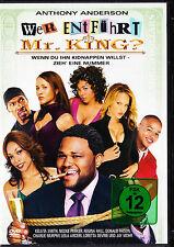 Wer entführt Mr. King? - DVD - Neu und originalverpackt in Folie