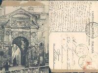 BELLUNO,ANTICA PORTA DI RUGO,ANIMATA,VIAGGIATA-F.P.-VENETO(BL)N.42410