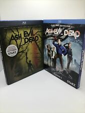 Ash vs. Evil D 00006000 ead: The Complete First Season And Second Season. Fast Shipping!