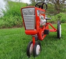 Vintage Orange (Rare) Murray Child's Pedal Tractor