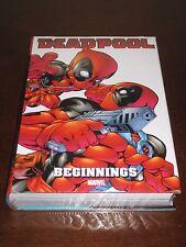 Deadpool Beginnings Omnibus X-men Omnibus Marvel Comics