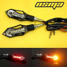 Honda CBR600 F3 F4 F4i CBR600RR LED Turn Signals Blinkers Rear Tail Brake Light