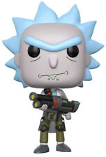 Weaponized Vinyl Toy Rick Morty Funko Pop Standard Version Model 12439 9cm Tall