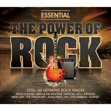 Various Artists - Essential Rock - Definitive Rock Classics / Various [New CD] U