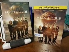 The Hunters  DVD WIDESCREEN 2013 Michelle Forbes Robbie Amell