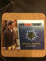 Big Bang Theory Season 5 - M1 - Sheldon Cooper Bathrobe Wardrobe Card