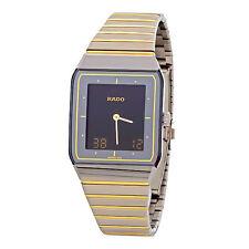 Rechteckige Rado Armbanduhren für Herren