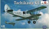 A Models 1:72 - Tachikawa KS Biplane