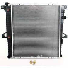 For B4000 98-09, Radiator, Factory Finish, Plastic