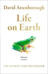 Life on Earth, Attenborough, David, New,