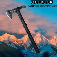 Tactical Tomahawk Axt Beil Outdoor Rettungsaxt Camping Survival Hammer Militär