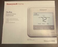 Honeywell T4 Pro Programmable Thermostat - TH4110U2005/U open box