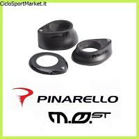 AERO CAPS Carbonio Pinarello MOST Matt Black 2017 - 4,5 mm - 15 mm - 25 mm