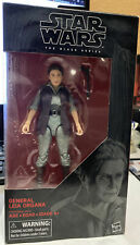 "Star Wars GENERAL LEIA ORGANA #52 6""Inch Black Series Action Figure"