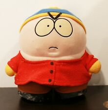Eric Cartman South Park Plush Doll 1998  Vintage Comedy Central Cartoon Toy