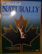 Canada Naturally  The Book by Richard West (1993, Paperback)