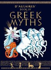 D'Aulaires Book of Greek Myths by Ingri d'Aulaire (author), Edgar Parin d'Aul...