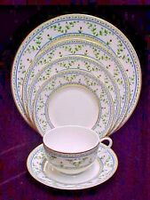 Raynaud Limoges HELOISE 6pc Place Setting CUP DINNER SALAD BREAD PLATE EXCELLENT