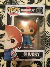 pop funko exclusive Chucky Vinyl Figure