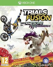 Trials Fusion The Awesome MAX Edition - XBOX ONE IMPORT neuf sous blister
