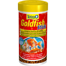 TETRA GoldFish Sticks Complate Food for All GoldFish 250ml Retail Pack