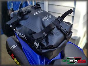 Strada 7 Motorcycle Universal 10L Dry Duffle Rear Tail Bag Ducati 848 / EVO