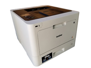 Brother HL-L8260CDW Business Color Laser Printer Duplex Wireless 841 PAGES!!