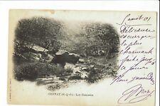 CPA-Carte postale- France - Cernay - Les Cascades - 1901 - S2165