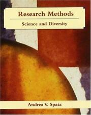 Research Methods in Psychology: Science and Diversity