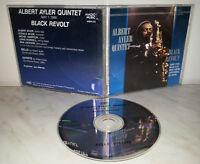 CD ALBERT AYLER QUINTET - BLACK REVOLT