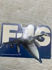 F-16 Jet Sticker Decal Lockheed Martin