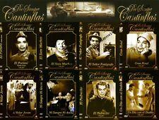 Por Siempre Cantinflas Pk8 Dvd-El Padrecito,Gran Hotel,Un Dia Con El Diablo new