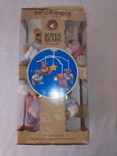 Boyds Bears & Friends Musical Mobile by Dolly New In Worn Box Brahams Lullaby