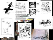 German Secret Weapons of the Third Reich German-Missiles1934-1945 10 PDF MANUALS