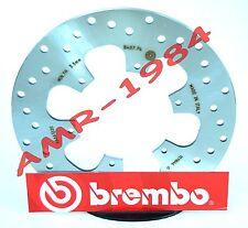 SCHEIBENBREMSE BREMBO GILERA LÄUFER 125 200 4T FEUER 500 PIAGGIO MP3 ALLE