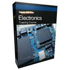 Learn Electrics Electronics Electrician Training Course Manual Guide