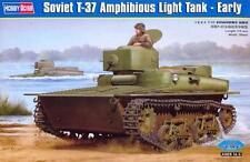 Hobby Boss 1/35 Soviet T-37 Amphibious Light Tank - Early  #83818